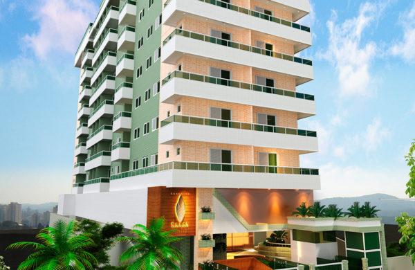 Flora Apartments - Fachada